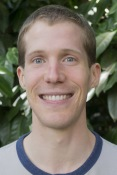 David Caldwell, one of the UWIN graduate fellows in neuroengineering