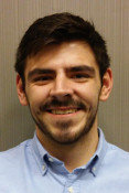 Aaron D. Garcia, one of the UWIN graduate fellows in neuroengineering