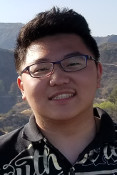 Linxing Preston Jiang, one of the UWIN undergraduate fellows in neuroengineering