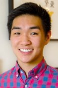 Albert Ng, one of the UWIN undergraduate fellows in neuroengineering