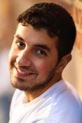 Mahdi Ramadan, one of the UWIN undergraduate fellows in neuroengineering