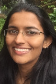 Vaishnavi Ranganathan, one of the UWIN graduate fellows in neuroengineering