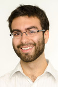 Raymond Sanchez, one of the UWIN graduate fellows in neuroengineering