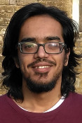 Mohammad Tariq, one of the UWIN graduate fellows in neuroengineering