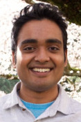 Gautham Velchuru, one of the UWIN undergraduate fellows in neuroengineering