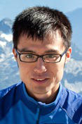 James Wu, one of the UWIN graduate fellows in neuroengineering