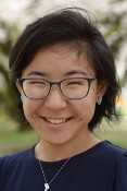 Momona Yamagami, one of the UWIN graduate fellows in neuroengineering
