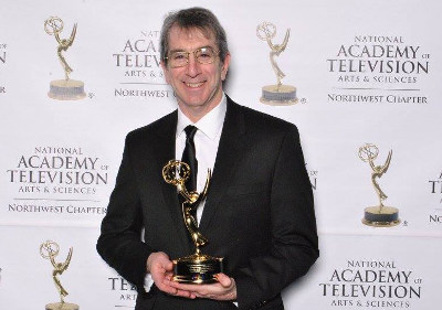 "Eric Chudler, UWIN faculty and CSNE Executive Director, winner of an Emmy for ""BrainWorks: Exercise and the Brain""."
