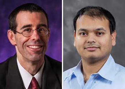 January 2020 UWIN Seminar speakers Fred Rieke and Arka Majumdar.
