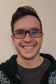 Augusto Millevolte, one of the UWIN post-baccalaureate fellows in neuroengineering